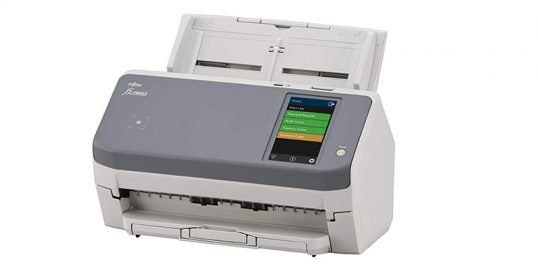 fujitsu fi-7300NX smart scanner review