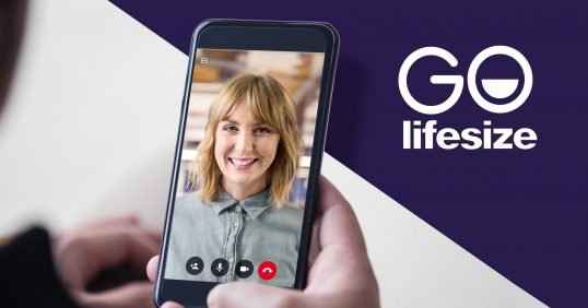 Lifesize Go meeting video conferencing