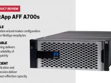 NetApp AFF A700s storage solution review