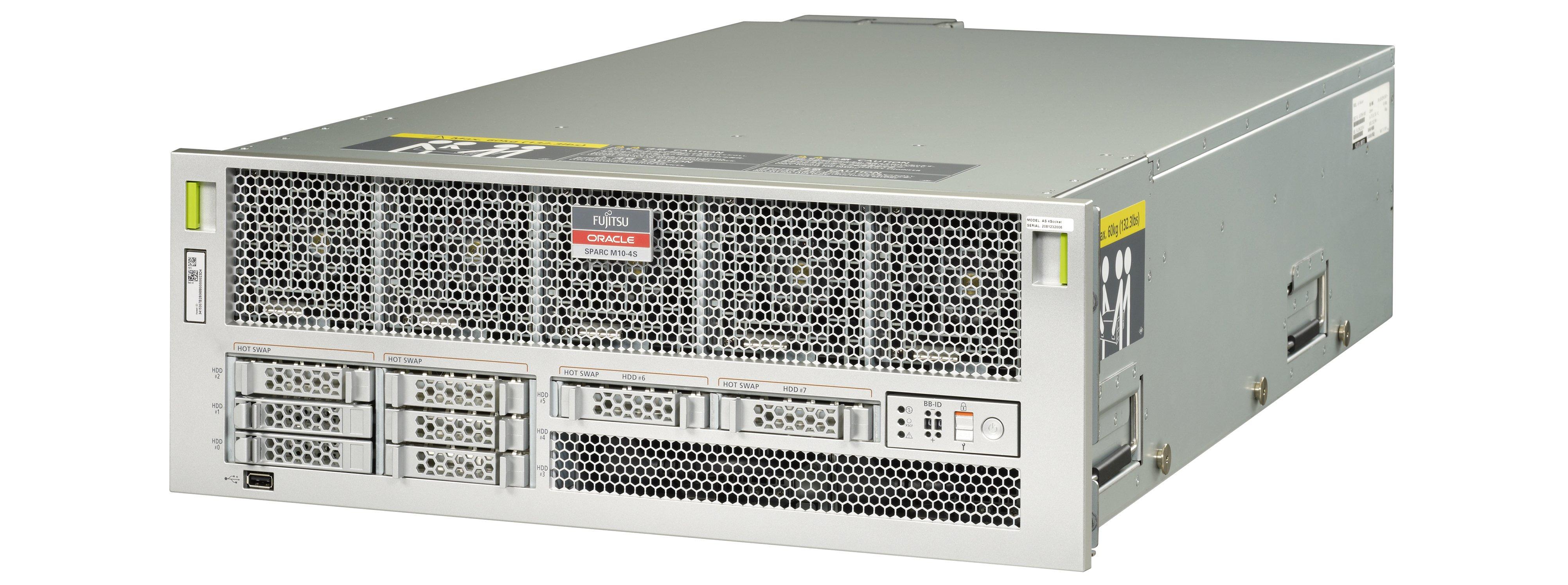 Fujitsu M10-4S